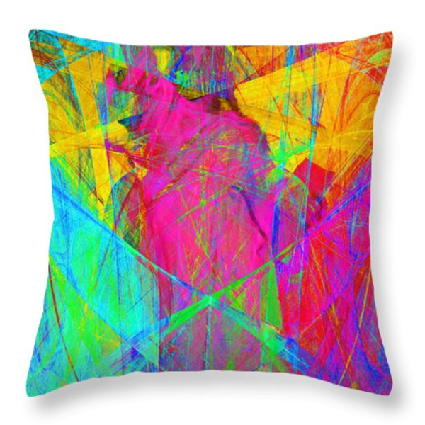 Mother of Exiles 20130618p180 Long Throw Pillow by Wingsdomain Art and Photography