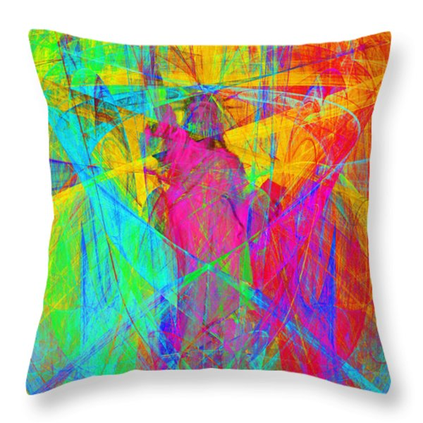 Mother of Exiles 20130618p180 Throw Pillow by Wingsdomain Art and Photography