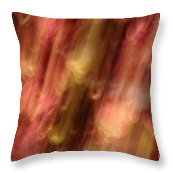 Motion Series - 218 Throw Pillow by Paul W Faust -  Impressions of Light