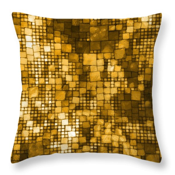 Multitude-05 Throw Pillow by RochVanh