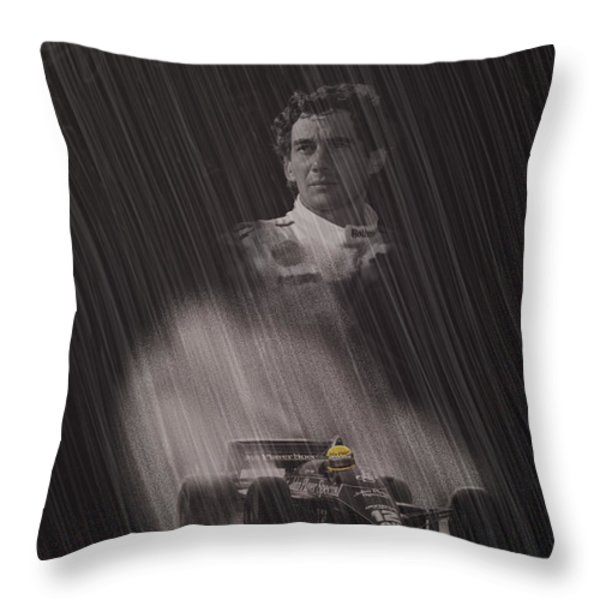 My Limit Is A Little Bit Further Than Others Throw Pillow by Stephane Trahan