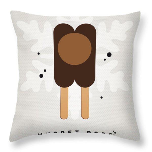 My MUPPET ICE POP - Rowlf Throw Pillow by Chungkong Art