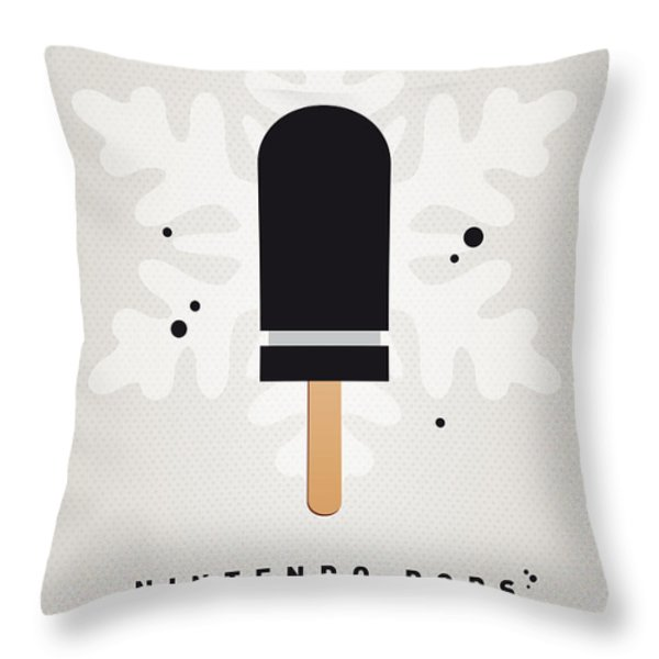 My NINTENDO ICE POP - Bullet Bill Throw Pillow by Chungkong Art
