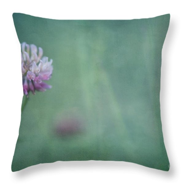 natures scent Throw Pillow by Priska Wettstein