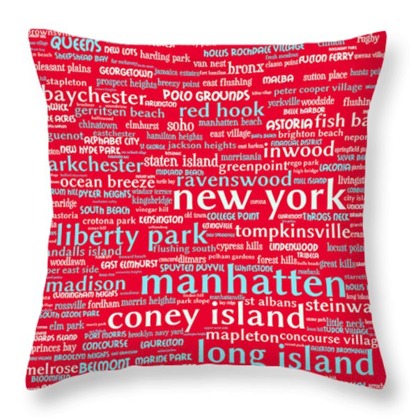 New York 20130709p120 Throw Pillow by Wingsdomain Art and Photography