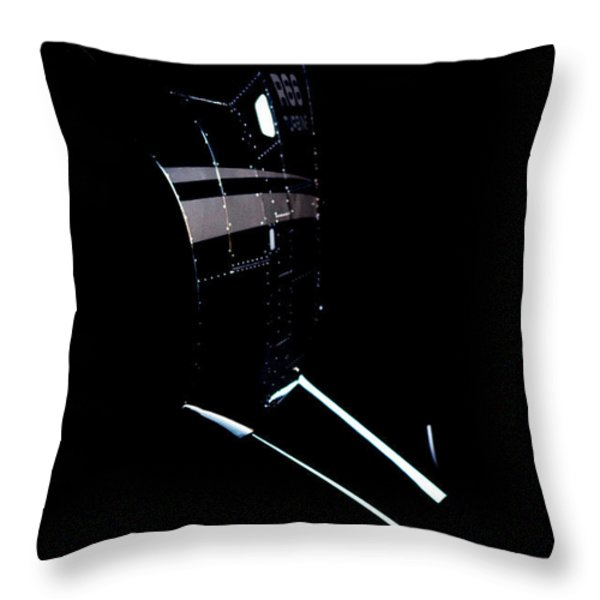 Night 66 Throw Pillow by Paul Job