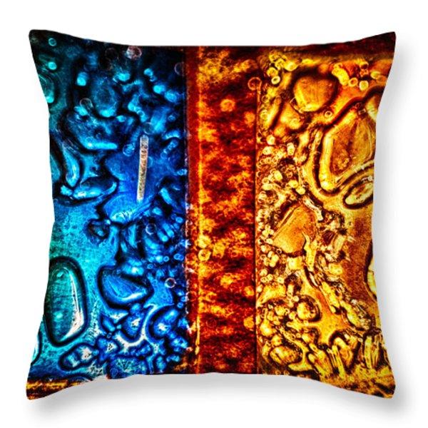 Night And Day Throw Pillow by Omaste Witkowski
