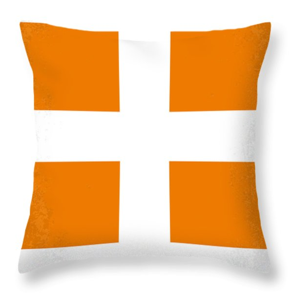 No112 My Fifth Element minimal movie poster Throw Pillow by Chungkong Art
