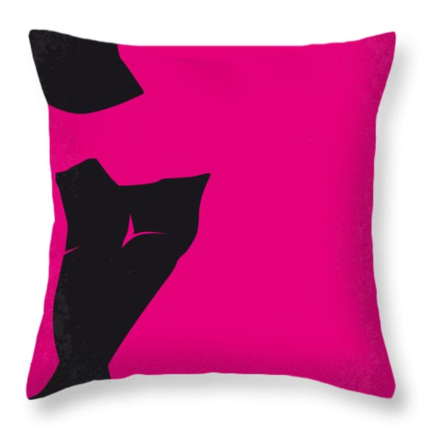 No307 My Pretty Woman minimal movie poster Throw Pillow by Chungkong Art