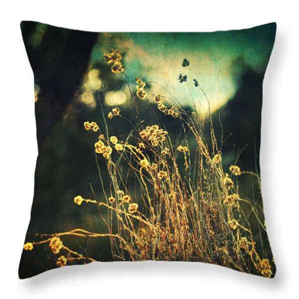 Nouvelle Vague II Throw Pillow by Taylan Apukovska