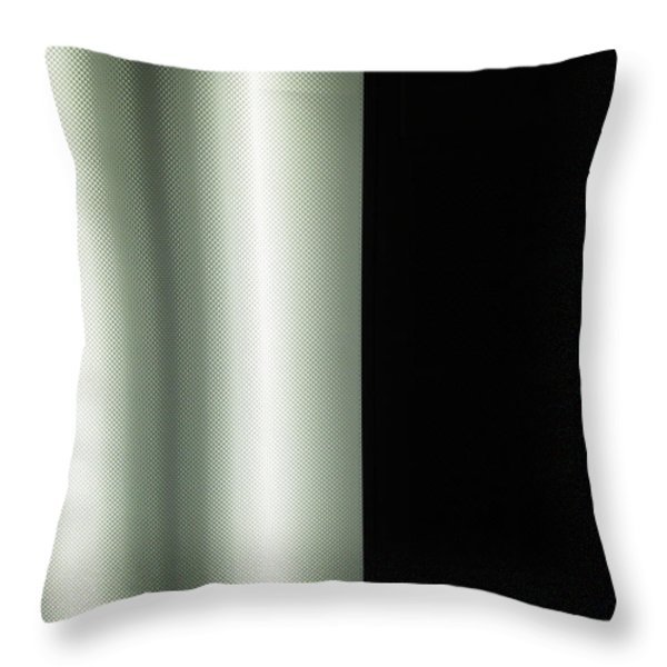 Office Ceiling Throw Pillow by Mary Bedy
