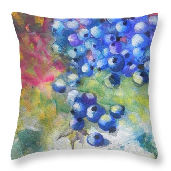 Old Fashion Throw Pillow by Chrisann Ellis