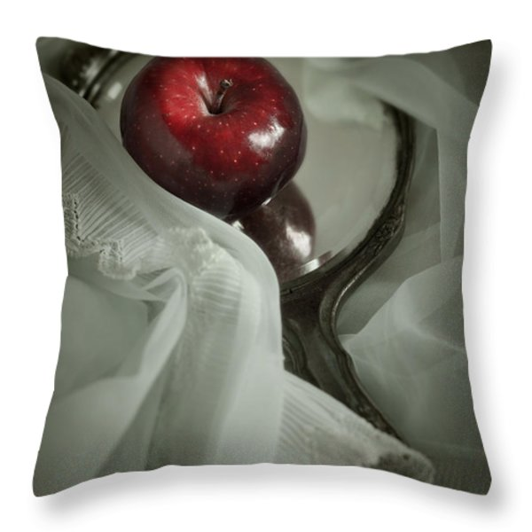 Once Upon A Time Throw Pillow by Amy Weiss