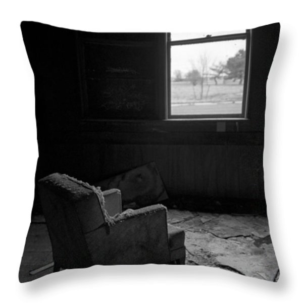 Once Upon A Time Throw Pillow by Gary Heller