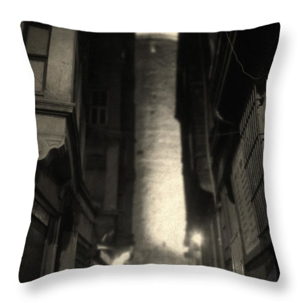 One of the few Throw Pillow by Taylan Soyturk
