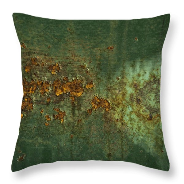 Other Worlds Throw Pillow by Terry Rowe
