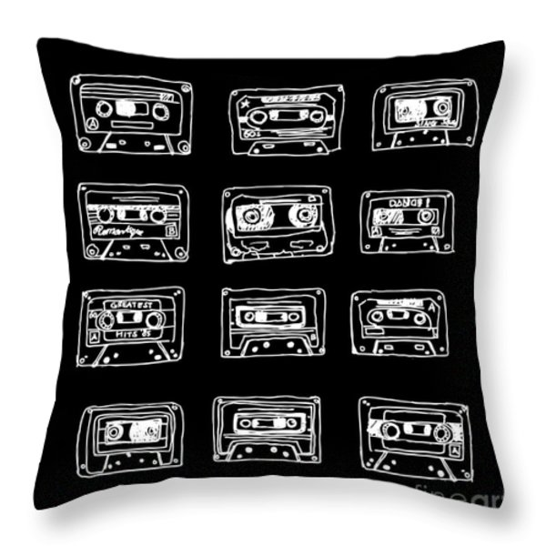 Our Song Throw Pillow by Budi Kwan