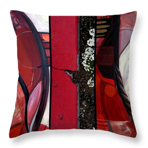 p HOTography 101 Throw Pillow by Marlene Burns
