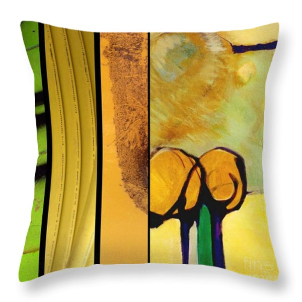p HOTography 143 Throw Pillow by Marlene Burns