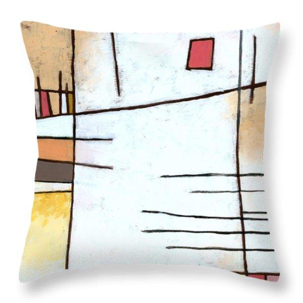 Paprika Throw Pillow by Douglas Simonson