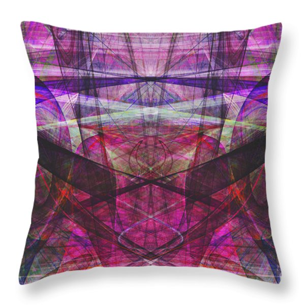 Parallel Universe 20130615 Throw Pillow by Wingsdomain Art and Photography