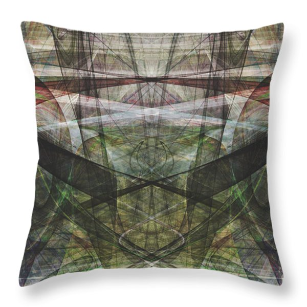 Parallel Universe 20130615v2 Throw Pillow by Wingsdomain Art and Photography