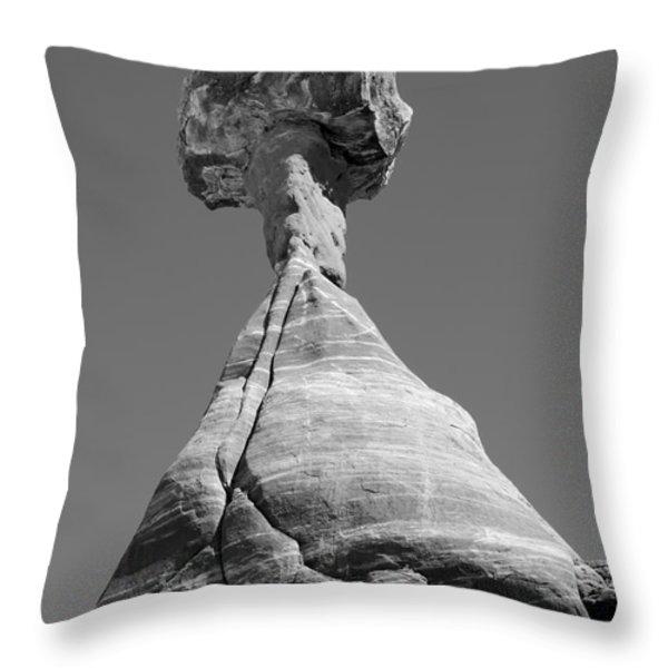 Paria Utah II Throw Pillow by Dave Gordon