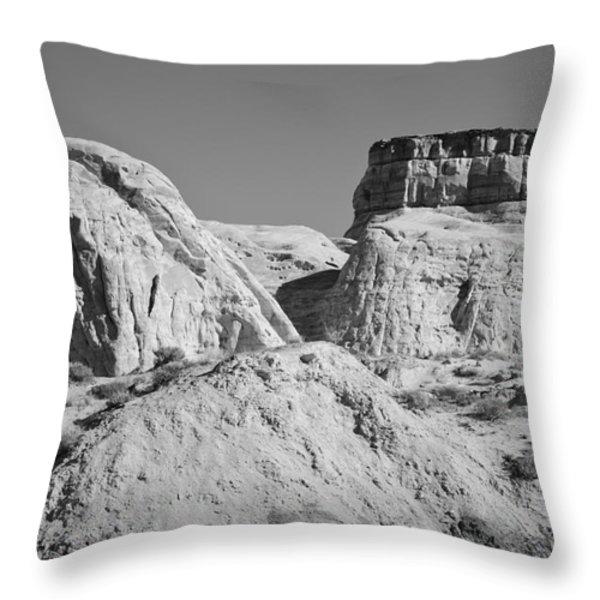 Paria Utah VI Throw Pillow by David Gordon