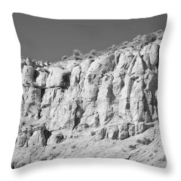 Paria Utah Xi Throw Pillow by Dave Gordon