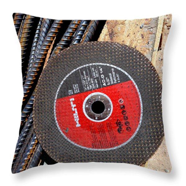 Pc 86 Throw Pillow by Marlene Burns