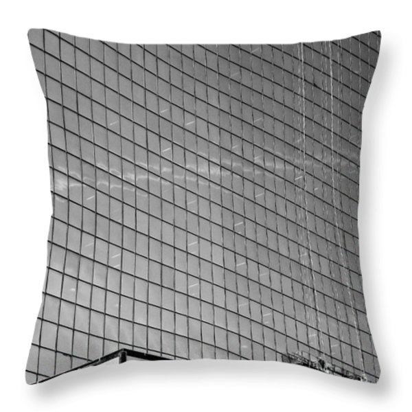 Perseverence Needed Throw Pillow by James Aiken