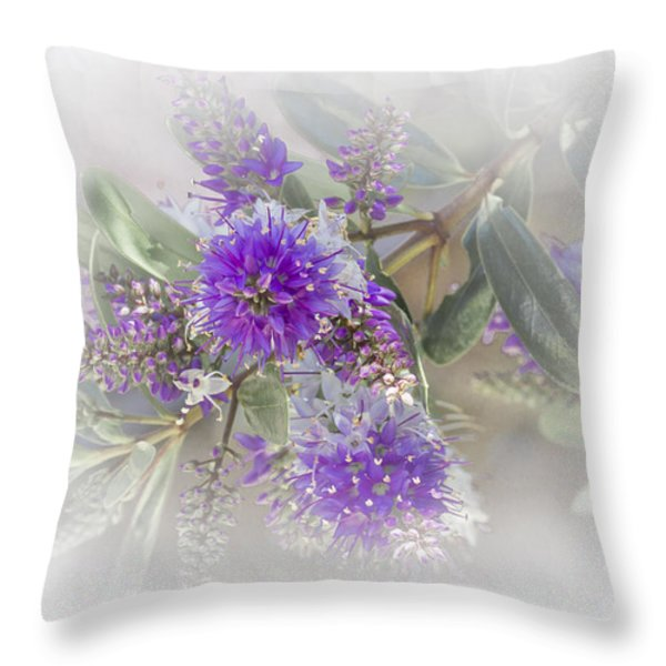 Phoebe Throw Pillow by Elaine Teague