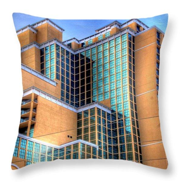 Phoenix West II Throw Pillow by Michael Thomas