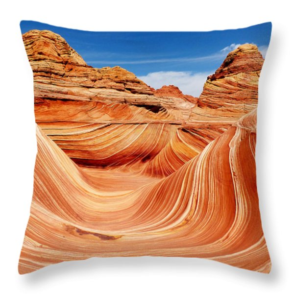 Photographer's Paradise Throw Pillow by Alan Socolik
