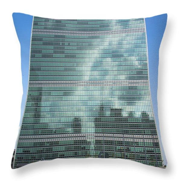 Picture Within A Picture Throw Pillow by Theodore Jones