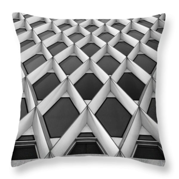 Pittsburgh 25  Throw Pillow by Emmanuel Panagiotakis