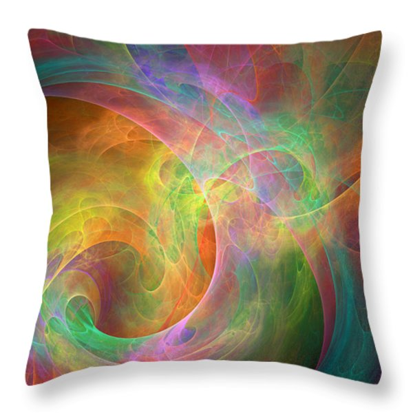 Placeres-04 Throw Pillow by RochVanh