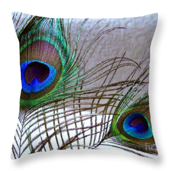 Plucked From Life Throw Pillow by Peter Piatt