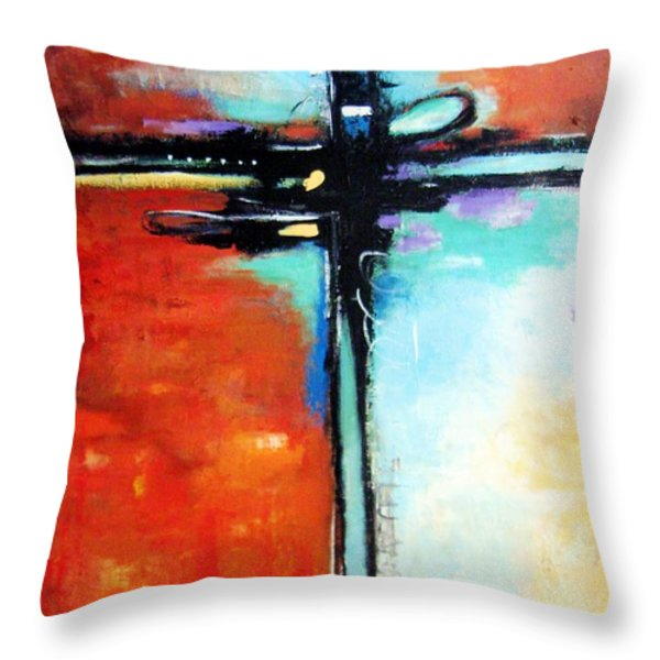 Prelude Throw Pillow by Venus