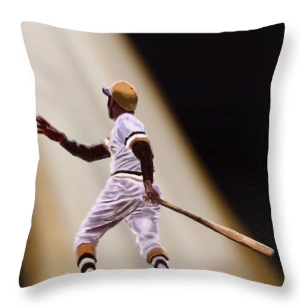 Pride of Puerto Rico Throw Pillow by Jeremy Nash