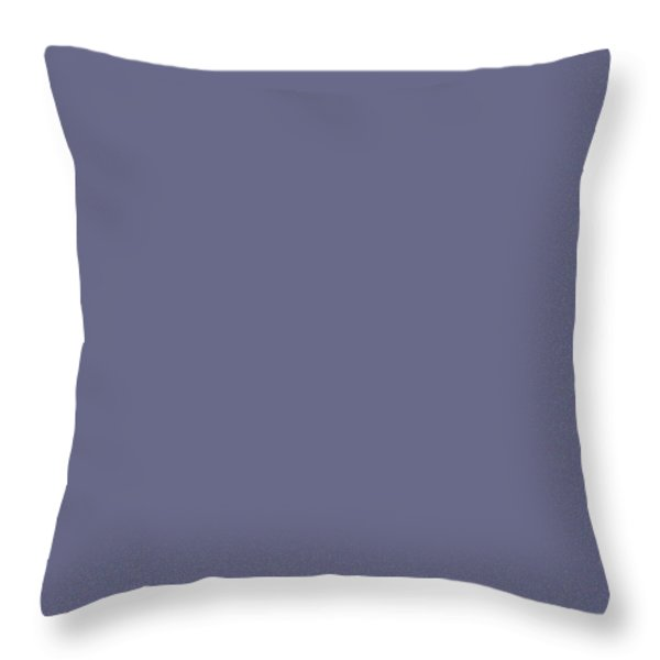 q Throw Pillow by Revad David Riley