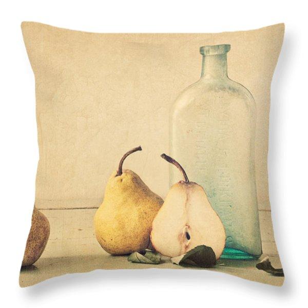 Quartet Throw Pillow by Amy Weiss