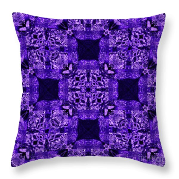 Rattlesnake Abstract 20130204m133 Throw Pillow by Wingsdomain Art and Photography