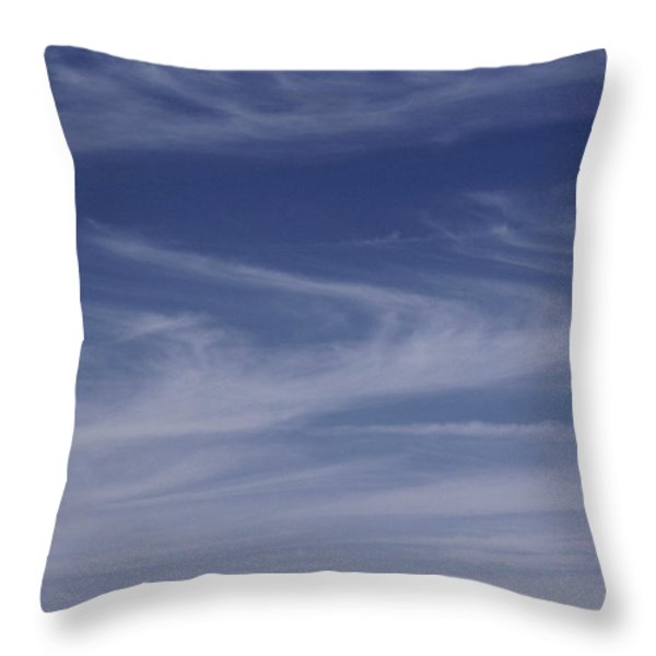 Reach for the Sky 26 Throw Pillow by Mike McGlothlen