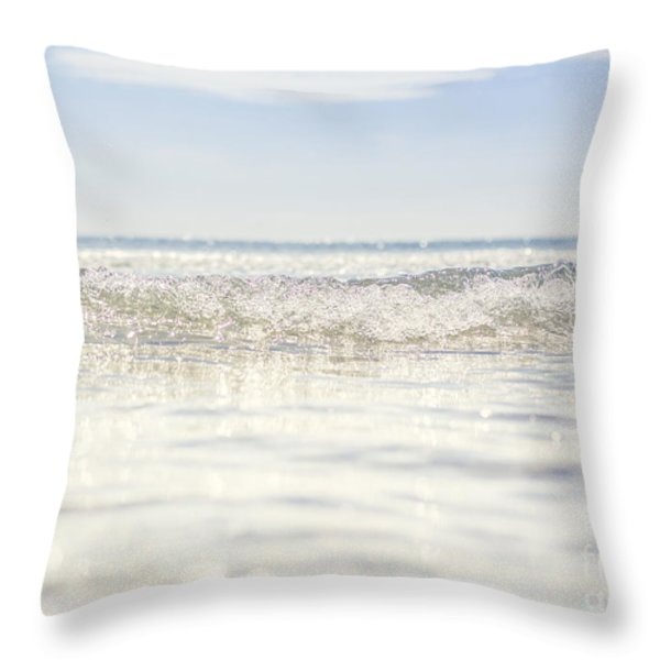 Refrigerator Throw Pillow by Happy Melvin
