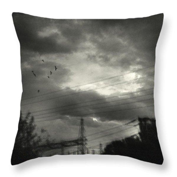 Remember Throw Pillow by Taylan Soyturk