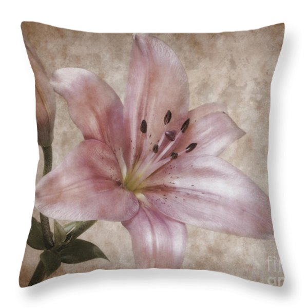 Romance lilith Throw Pillow by Angela Doelling AD DESIGN Photo and PhotoArt
