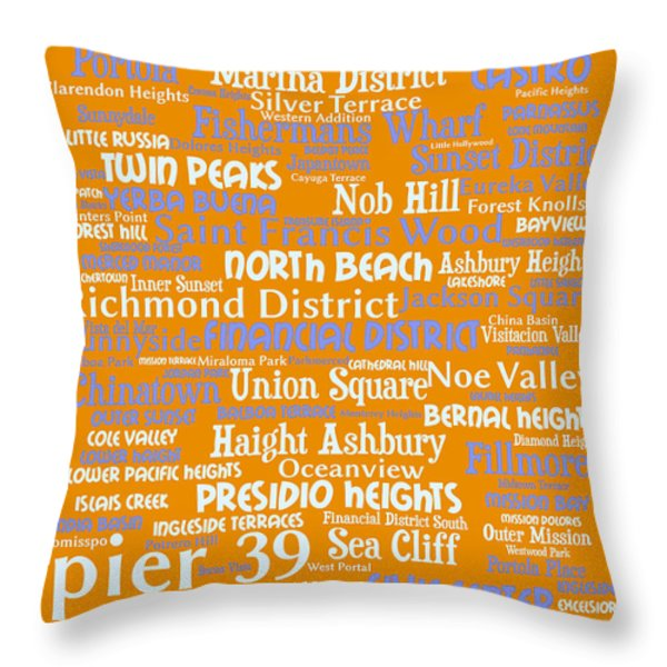 San Francisco 20130710p168 Throw Pillow by Wingsdomain Art and Photography