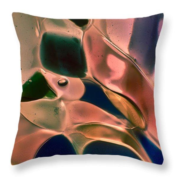 Scream Throw Pillow by Omaste Witkowski