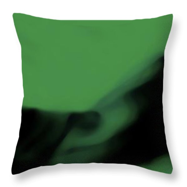 Serpents Lounge Throw Pillow by Jessica Shelton